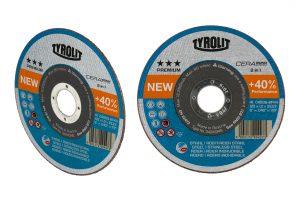 TYROLIT discos de corte y desbaste